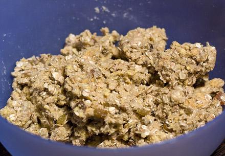 Biscuiti crocanti din cereale si musli