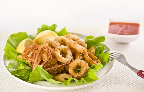 Calamari Pane