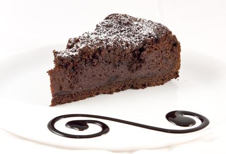 Cheesecake cu Ciocolata - Prajitura Fina cu Branza