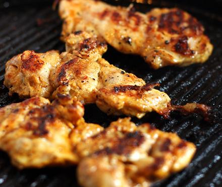 carne marinata pentru shaorma la gratar