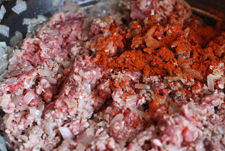varza a la cluj cu carne de porc si vita