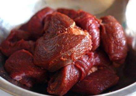 retete carne de vita cu legume