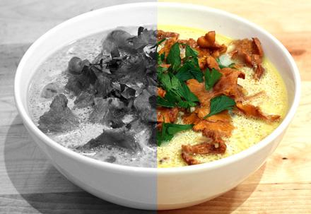 retete culinare in imagini cu ciuperci de padure