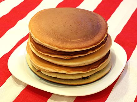 Tort de pancakes