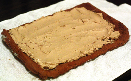 ingrediente Crema de ciocolata pentru rulada