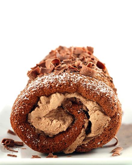 prajitura cu blat pufos de ciocolata