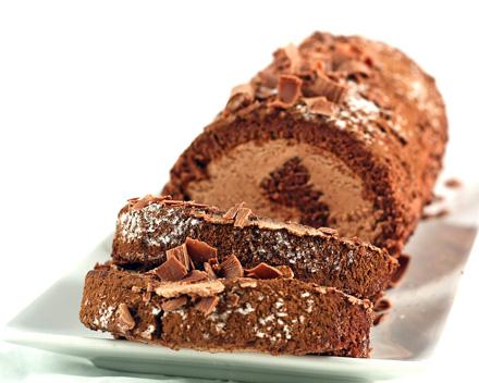 blat pufos de ciocolata pentru torturi si prajituri