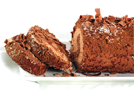 ingrediente reteta rulada de ciocolata acasa
