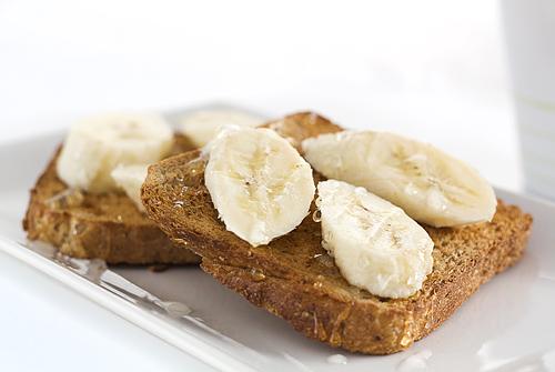 Mic dejun cu banane