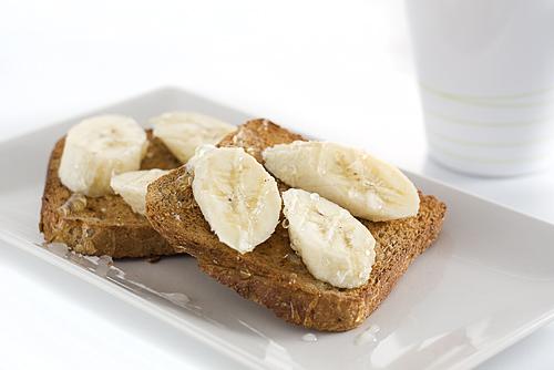 Reteta Mic dejun cu banane