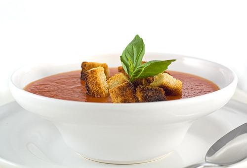 Reteta Supa Crema de Rosii