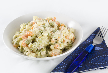 Reteta de Salata Beof