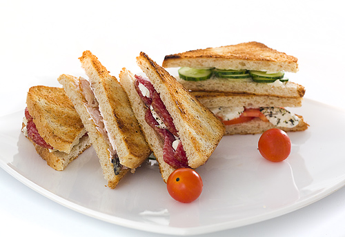 Reteta mini sandwichuri