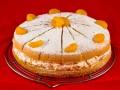 Tort cu Mandarine si Frisca