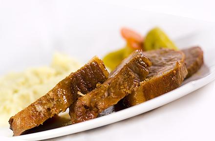 carne porc la cuptor