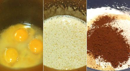 ingrediente rulada cu ciocolata