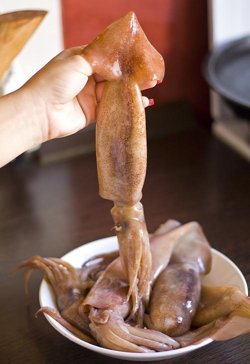 cum curat calamarii