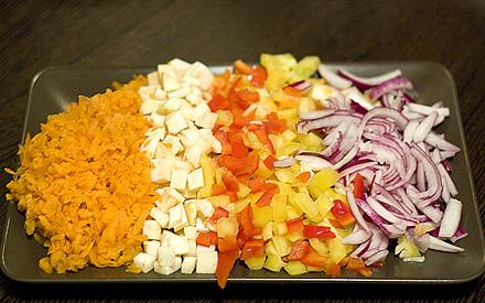 legume pentru supa de pui