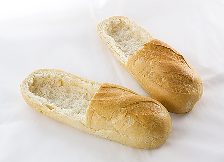 papuci de paine