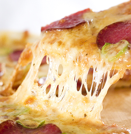 pizza delicioasa reteta