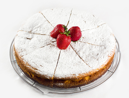 reteta cheesecake alb