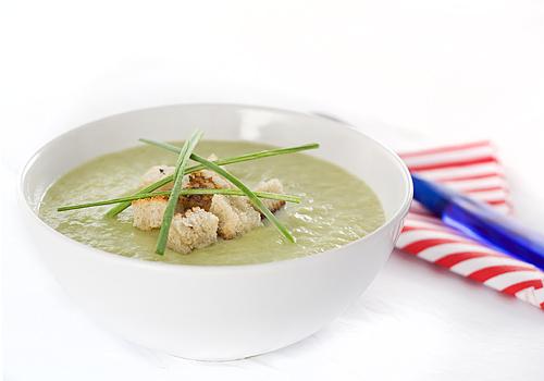 reteta supa de praz