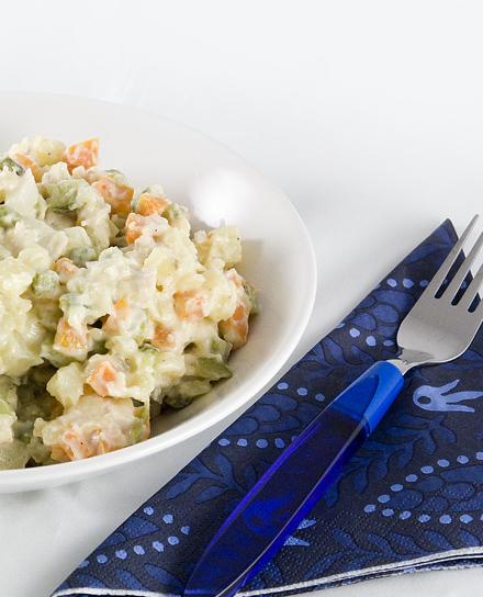 salata boeuf de pui