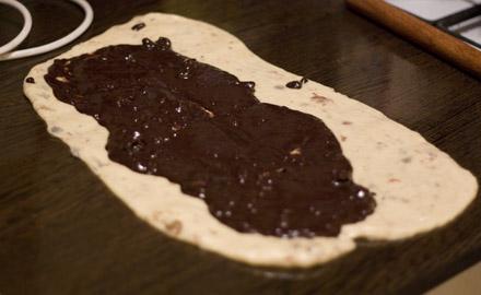 umplutura de cacao si nuca pentru cozonac